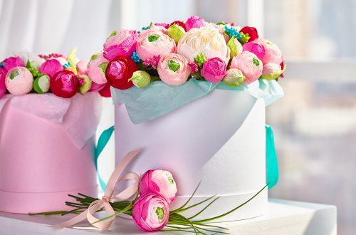 Blumengeschäft