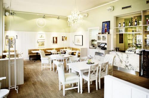 Top 10 romantische Cafés in Wien