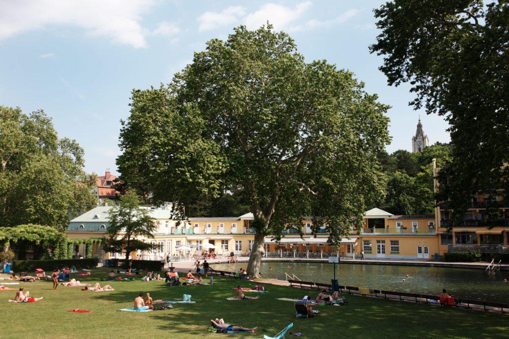 Thermen Wien Umgebung