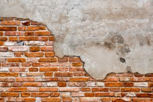 Liapor Blähton _Mauer aus Ziegeln