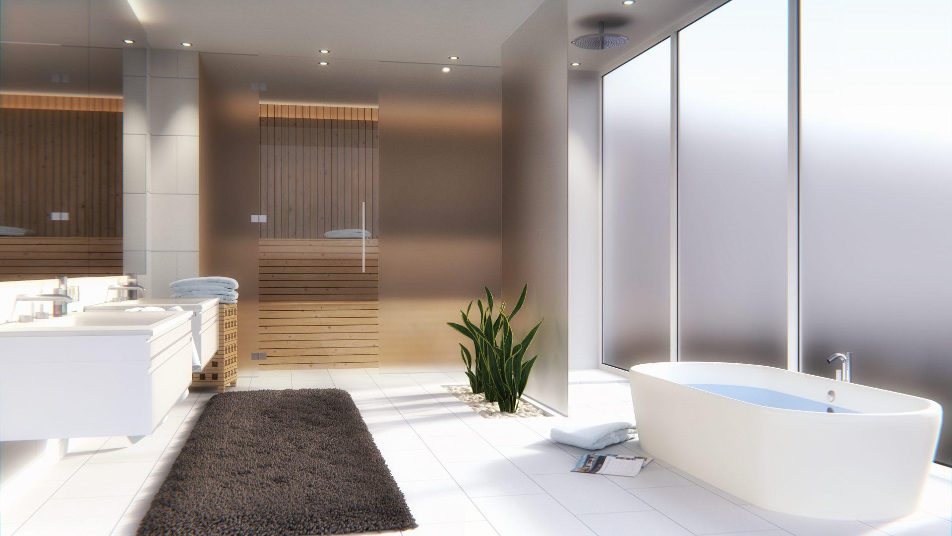 Moderne Badezimmer Das sind angesagten Trends HEROLD