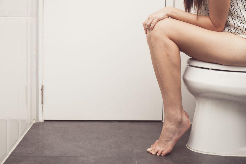 Spülrandlose Toilette ist der letzte Schrei