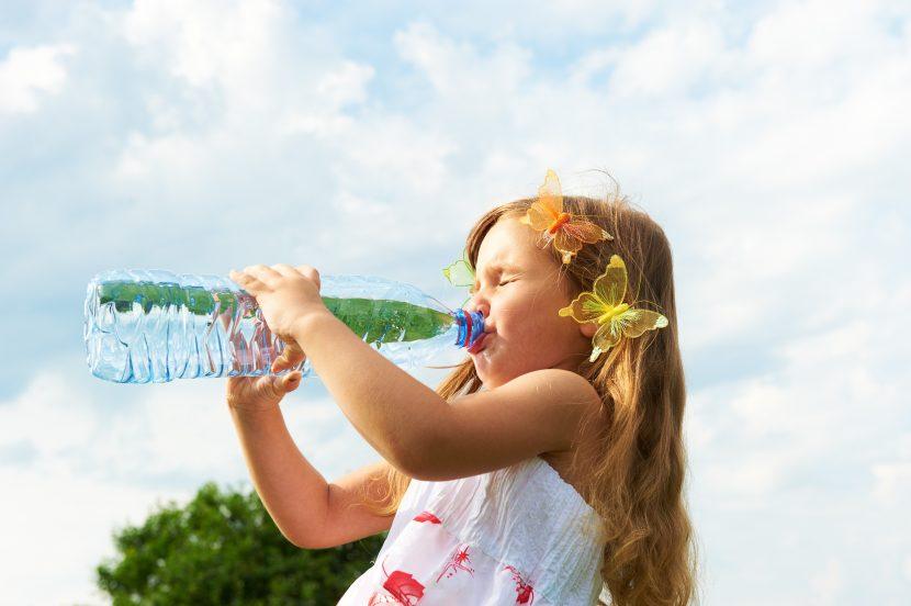 Kreislauf unterstützen durch Flüssigkeitsaufnahme
