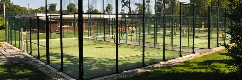 Padel Tennis in Österreich - Trendsportzentrum Prater