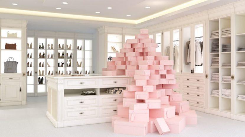 Begehbarer kleiderschrank rosa  Begehbarer Kleiderschrank? Mehr Platz im Schlafzimmer! - HEROLD.at
