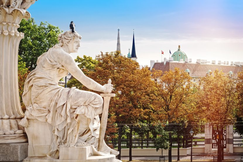 Herbst in Wien