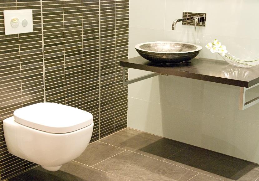 Größe für das Gäste WC