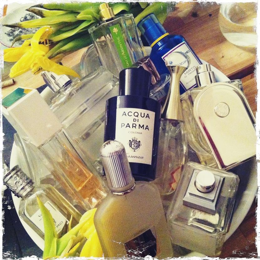 Hilfe bei der Auswahl eines neuen Parfums kann Goldes wert sein! Bild (c) Andrea Pickl