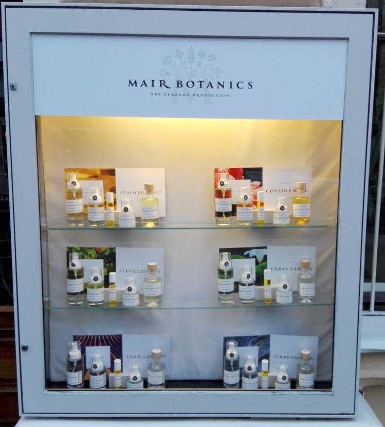 Mair Botanics, eine der Top 10 Parfumerien in Wien, Bild (c) Claudia Busser - HEROLD.at
