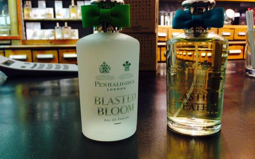 Manche Marken gibt es eben nur in den Top 10 Parfumerien in Wien, Bild (c) Andrea Pickl, kekinwien - HEROLD.at