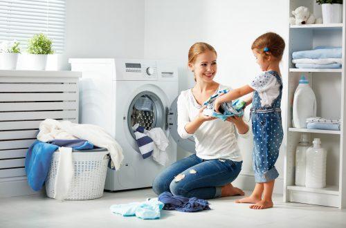 Wäscheschacht
