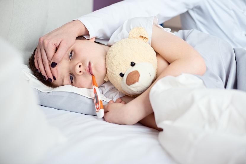 gefährliche Kinderkrankheiten