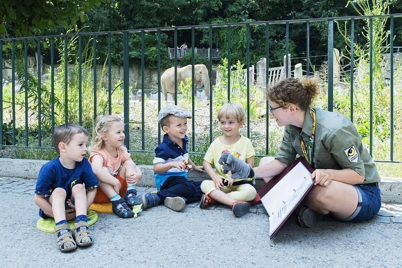 Kindergeburtstag Wien