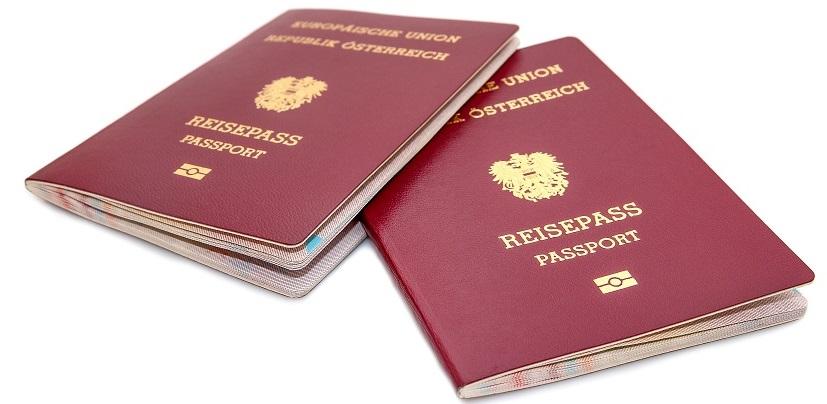 Reisepass beantragen