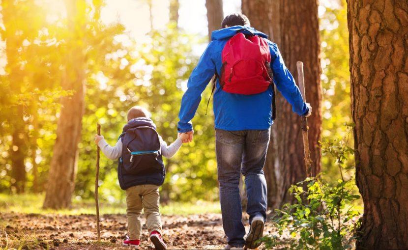 Wandern mit Kindern, Niederösterreich, Familien, Wien, Natur entdecken