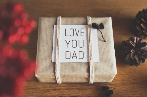 Geschenk für Papa