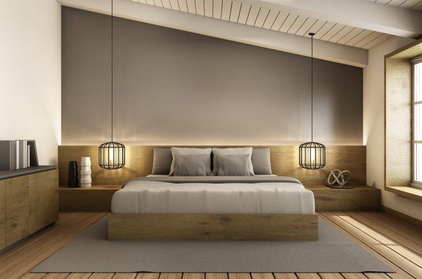 Schlafzimmer Farbe, Farbe, Wohnen, Raum, Einrichten, Gestalten
