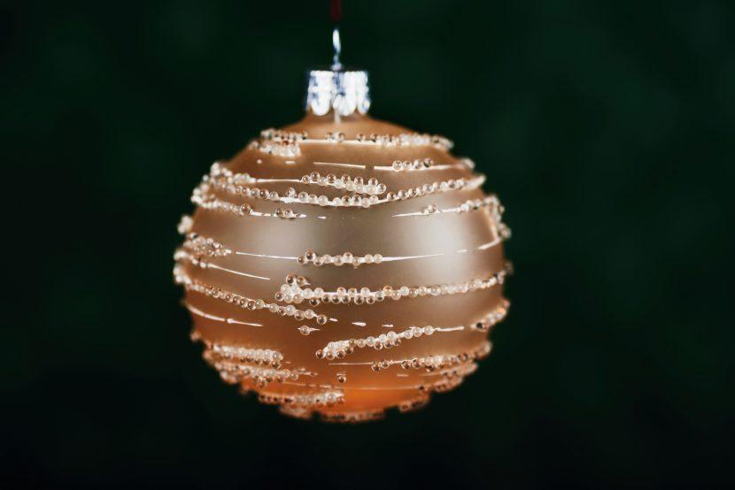 Butlers Christbaumkugeln.Handbemalte Weihnachtskugeln Christbaumschmuck Herold