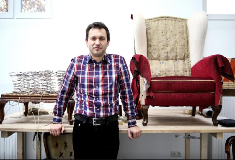 Sehr Möbel tapezieren - was es kostet und was zu beachten ist! - HEROLD.at QL35