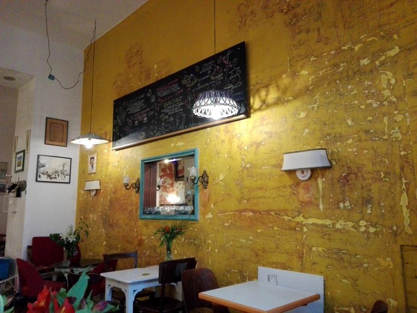 gut und günstig essen in Wien, Brasserie de la Marie, Ethnoküche