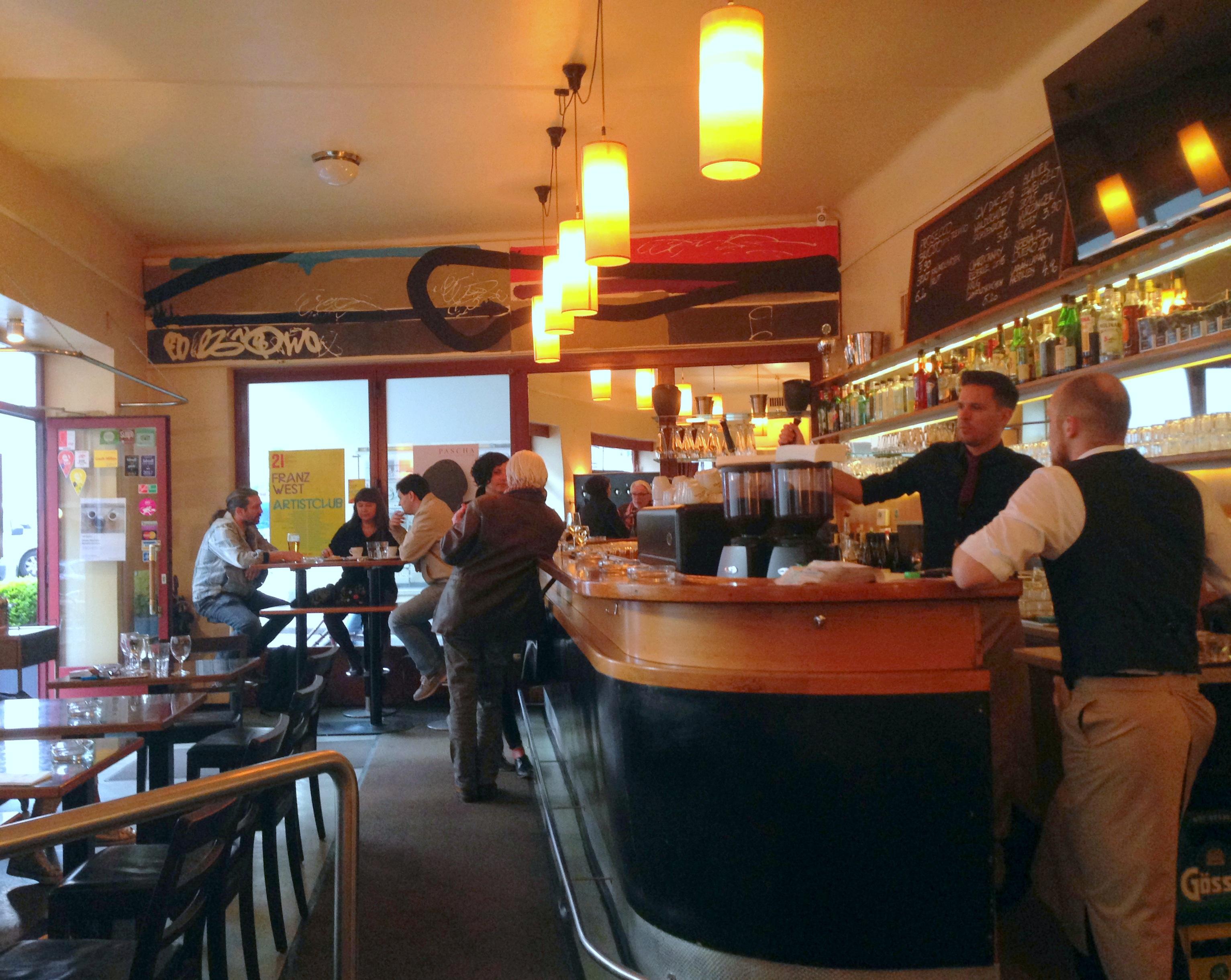 gut und günstig essen in Wien, Kaffeehaus, Mittagsmenü, Cafe Engländer