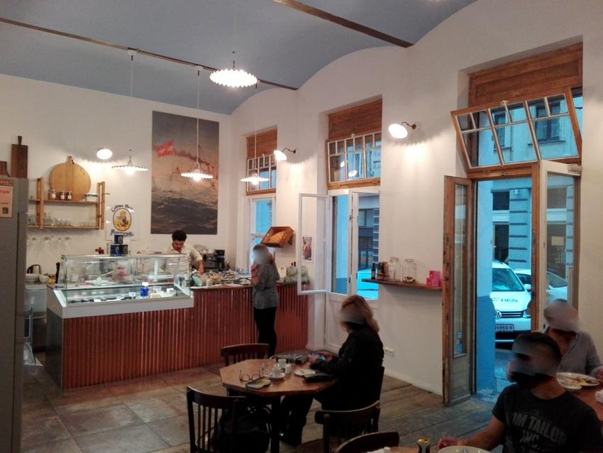 gut und günstig essen in Wien, zum Beispiel Fisch im Süsswasser