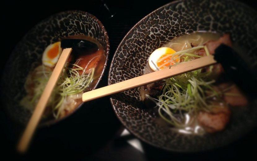 gut und günstig essen in Wien, asiatischen Suppen, Ramen