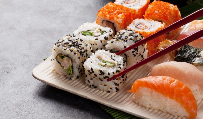 All you can eat Wien, Buffet, Sushi