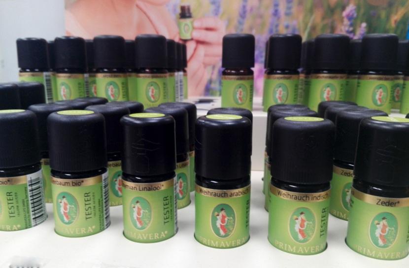 Aromatherapie Wirkung, Produktbeispiele