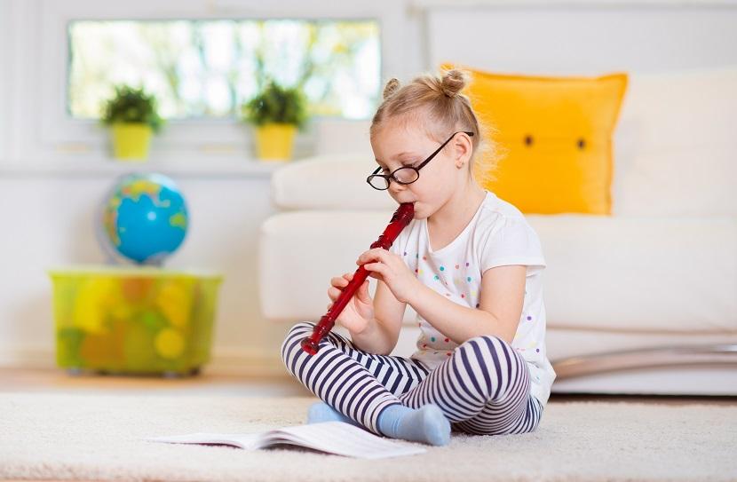 Instrument Kind lernen