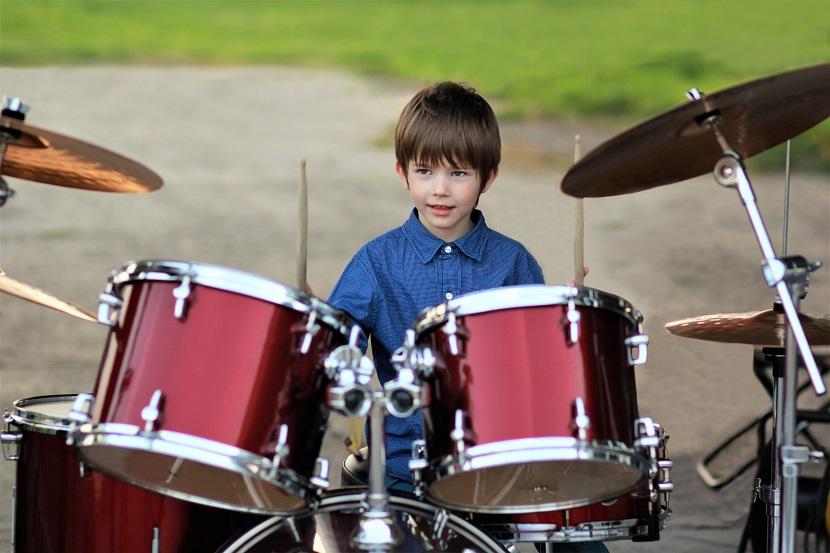 Instrument lernen Kinder