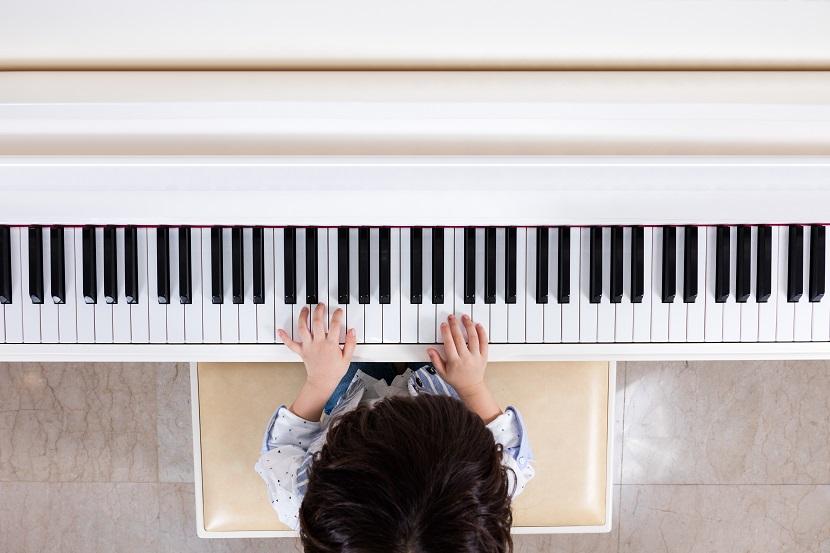 Instrumente Kinder lernen