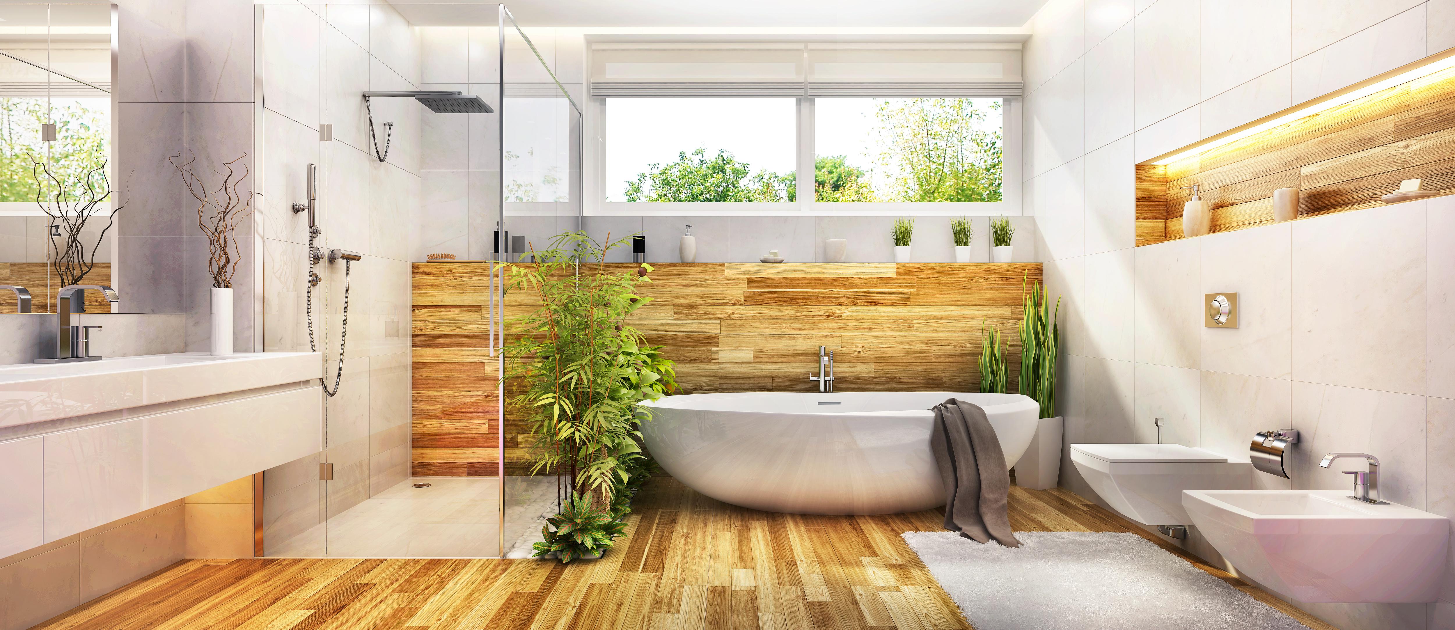 Laminat für Badezimmer? Warum nicht! - HEROLD.at