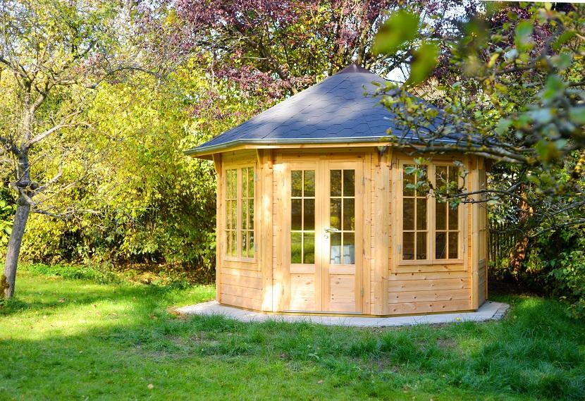 Gartenhaus Ohne Fundament Bauen