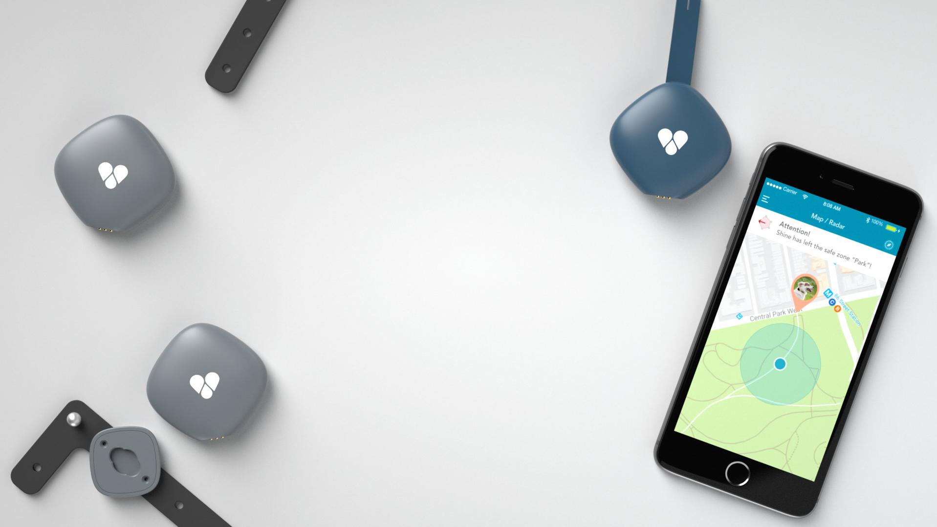 GPS Tracker ohne SIM Karte von Findster