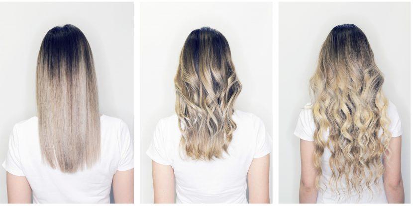 Haarverlängerung Extensions Wien