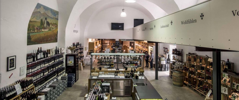 Vinothek Wien und Umgebung: Eine der ältesten Vinotheken befindet sich in Gumpoldkirchen nahe Wien