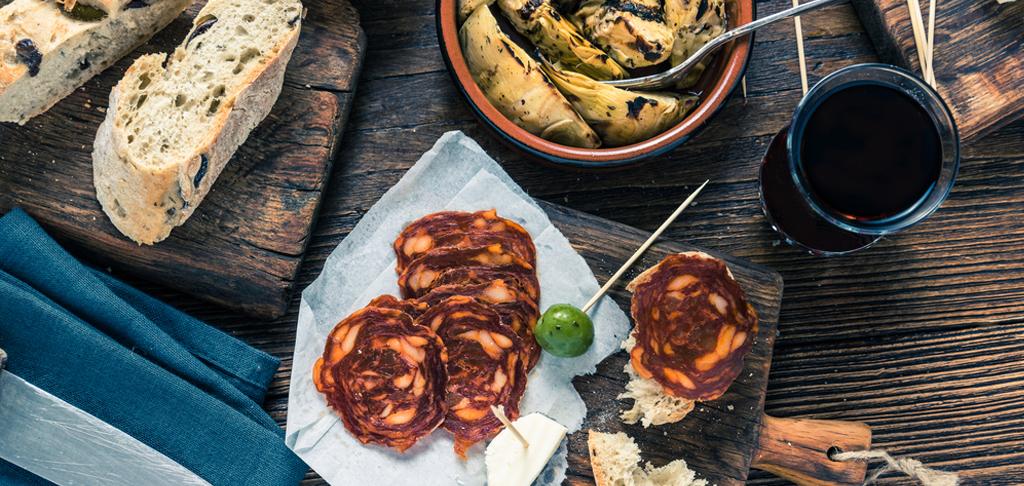 Urlaubsfeeling: Spanische Restaurants