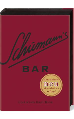 Bar, Lektüre, DIY, Schumann's Bar - Charles Schumann