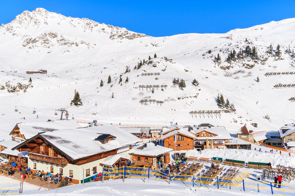 Fancy Essen auf österreichs Skihütten