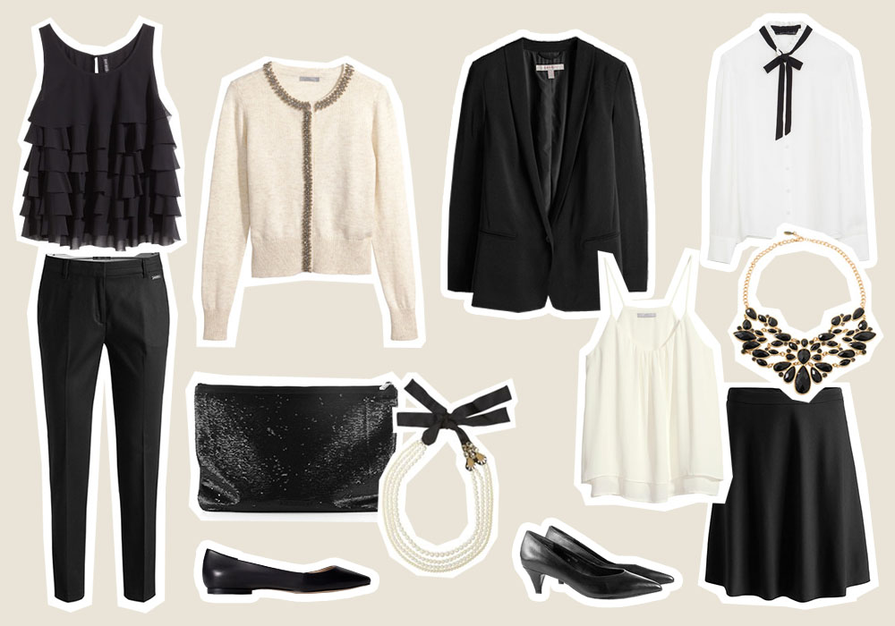 Super Dresscode für die Weihnachtsfeier #CF_28