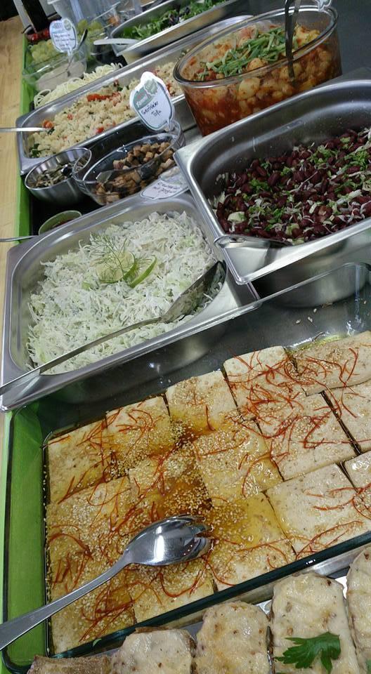 Das Buffet im mikkammakka, Foto (c) mikkamakka auf fb