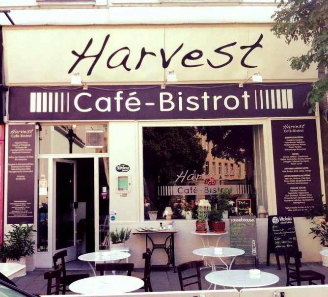 Harvest: Cafe, Bistro, Biergarten, Foto (c) Harvest auf fb