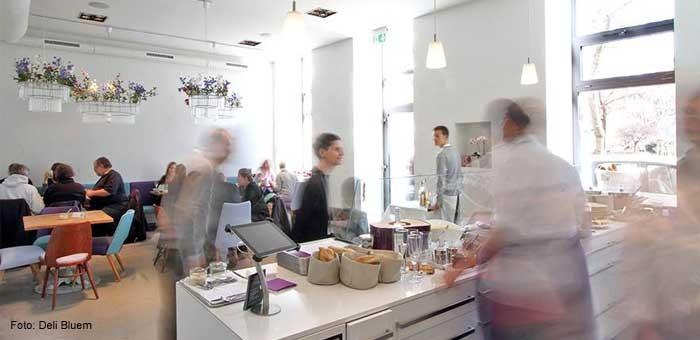 Deli Bluem, Wien, Vegan, Essen, Restaurants, Veganer, Speisen,