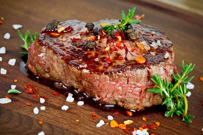 Steak zubereiten