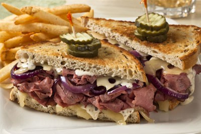 pastrami sandwich wien