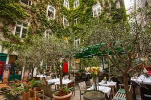 20 wunderbare Schanigärten in Wien