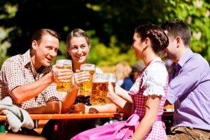 Biergärten Wien