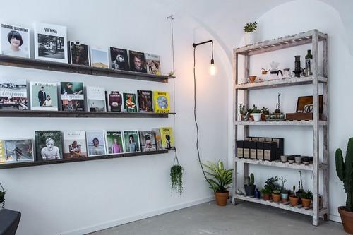 ZAMM, Concept Stores in Wien