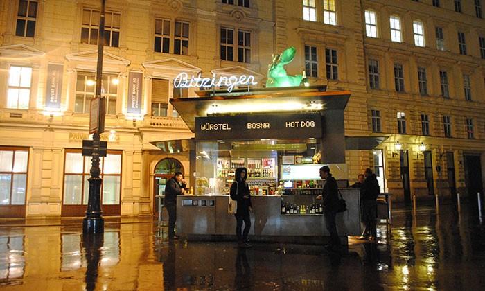 Bitzinger, 10 einzigartige Würstelstände in Wien